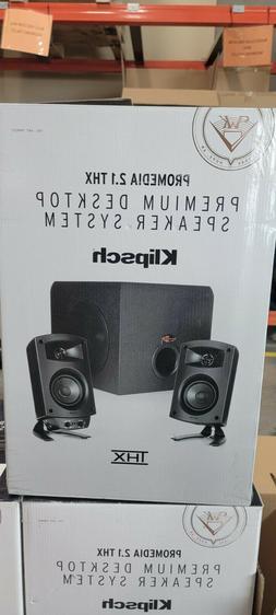Klipsch ProMedia 2.1 THX Certified Computer Speaker System w