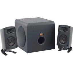 Klipsch ProMedia 2.1 THX Certified Speaker System in Black