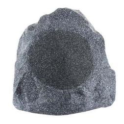 Rain Proof Indoor/Outdoor Rock Speaker, 6 1/2 inch  BY NETCN