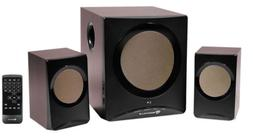 Rockville ROCK MEDIA PC Bluetooth Speakers+Subwoofer for Ace
