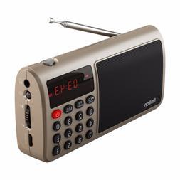 Rolton Portable High Sensitivity FM/MW/<font><b>SW</b></font