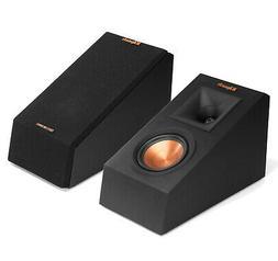 Klipsch RP140SA Black Open Box Atmos Height Speakers