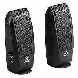 Logitech S-120 PC Multimedia Speakers