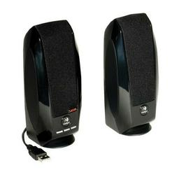 Logitech S150 USB Speakers with Digital Sound, For Computer,