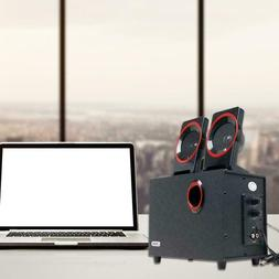 SADA SL-8018 Multimedia PC Speakers USB Wireless Desktop Pho