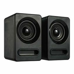 PC Speakers,Small Computer Speakers Portable,Desktop Wired C