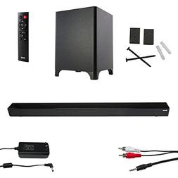 LyxPro Soundbar System Bluetooth Sound bar Speaker Plus Wire
