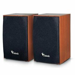 SP-HF160 Speaker System - 4 W RMS - Table Mountable - Wood