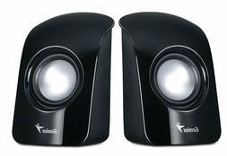 Genius SP-U115 Stereo USB Powered 2.0 Speakers