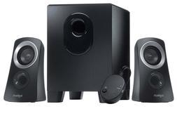 Logitech Speaker Sound System with Subwoofer & Control Pod M