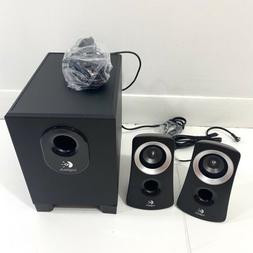 Logitech Speaker System Z313 Black New In Box NIB PC MAC MP3