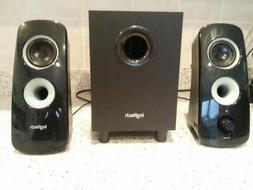speaker system z323 with subwoofer
