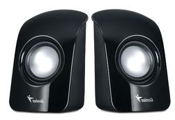 Genius SP-U115 Stereo USB Powered 2.0 Speakers with 1.5W Out
