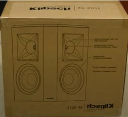 Klipsch Surround 5.1 Channel Set of 2 Home Theater Speaker S
