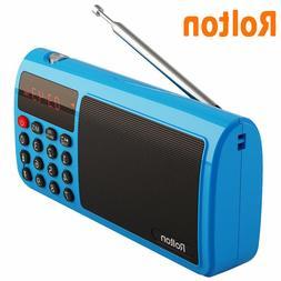 Rolton T50 TF Card <font><b>Speaker</b></font> Portable Worl