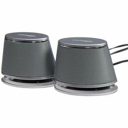 usb powered computer speakers with dynamic sound