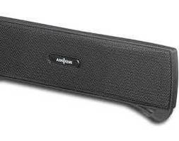 Insignia USB Sound Bar portable Speakers System