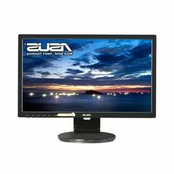 """ASUS VE VE208T 20"""" Widescreen LED LCD Monitor, built-in Spea"""