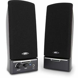 wired computer speaker 2 0 pc laptop