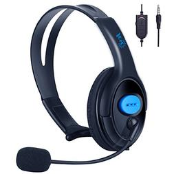 Joso Wired PS4 Gaming Chat Headset With Mic Volumn Control 3