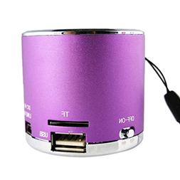 Egmy Newest Fashion Wireless Portable Mini Speaker FM Radio