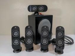 Logitech X-530 5.1 Surround Sound PC Computer Speaker System