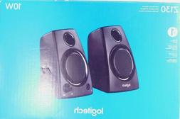 Logitech Z130 Computer Speakers - Brand New in Box