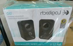 Logitech Z150 Multimedia PC Speakers
