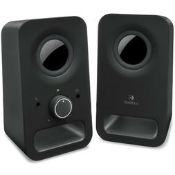 Logitech Z150 Multimedia Speakers with Stereo Sound for Mult