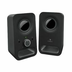 Logitech Z150 - Speakers - for PC - black
