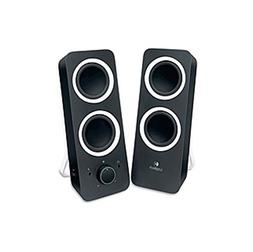 Logitech Z200 2.0 Speaker System - Black - LED Indicator