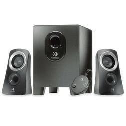 Logitech, Inc Products - Speaker System, 25 Watts, 1 Subwoof
