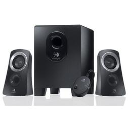 Logitech Z313 2.1 Channel Multimedia Computer Speaker System
