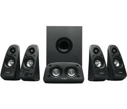New Logitech Z506 5.1 6-PC 150w Surround Computer Speakers S