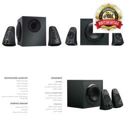 Logitech Z623 400 Watt Home Speaker System, 2.1 Speaker Syst