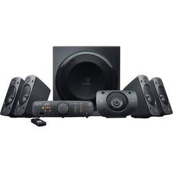 Logitech Z906 - 5.1 Surround Sound Speaker System - 980-0004