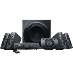 Logitech Z906 5.1 THX Surround Sound Speaker System for PC /